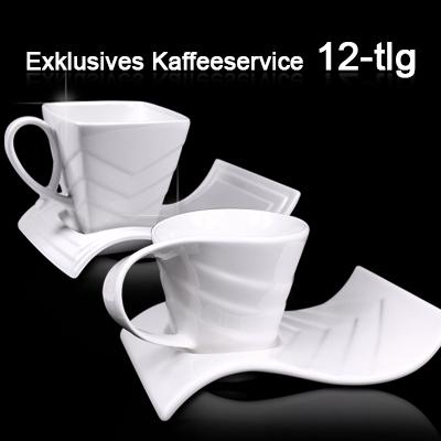 kaffeeservice kaffeetassen set kaffee tassen porzellan geschirr kaffeetasse ebay. Black Bedroom Furniture Sets. Home Design Ideas